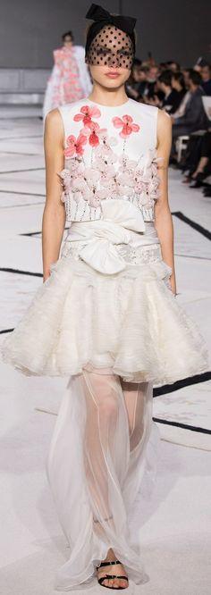 Haute Couture Spring Summer 2015 Giambattista Valli