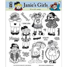 Hot Off The Press Janies Girls - Google Search