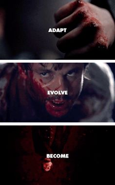 I guess this is my becoming   #hannibal