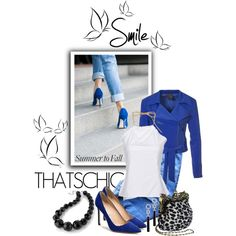 """""""Cool"""" by deborah-simmons on Polyvore"""
