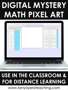Digital Math Pixel Arts are the perfect 3rd grade math review activity! These interactive activities are ready to go for Google Excel that review a specific math skill. As your students correctly answer questions a mystery picture will start to reveal. Auto-grading math activities will make your life easier! Use these digital elementary activities for in person teaching and/or distance learning. This digital pixel activity reviews volume and mass.