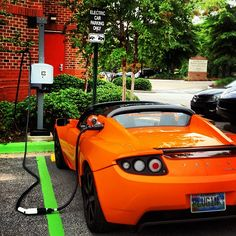 The Hotel at Auburn University now has a Electric Charging Station, Thanks to Alabama Power! #auhcc #hotelatauburn @Alabama Power Company