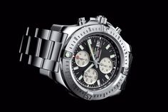 Colt Chronograph Automatic - Breitling - Instruments for Professionals