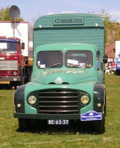 1959 - Citroen U23