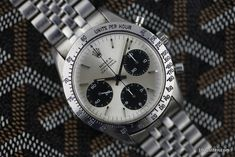 Historical Perspectives: The Very First Rolex Daytona, Explained (Or, What Is A Double-Swiss Underline Daytona?) - HODINKEE Daytona Watch, Rolex Daytona, Ap Royal Oak, Rolex Air King, Vintage Rolex, Rolex Submariner, Rolex Watches, Take That, Wristwatches