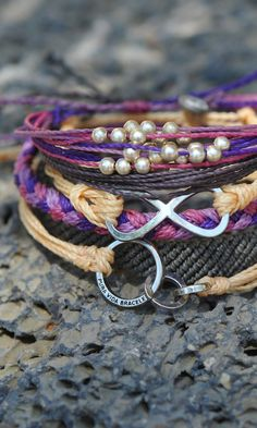 Infinity Charm Accessories
