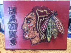 Check out this string art!