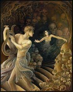 Orpheus & Euryidice (Greek Mythology)