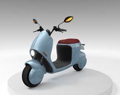 iVue e-motorcycle, www.ivue-motors.com