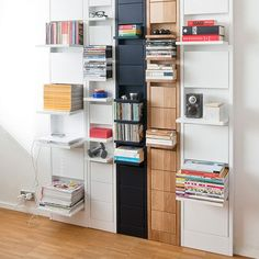 Klaffi shelves
