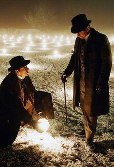 BROTHERTEDD.COM The Prestige Movie, Hugh Jackman, Cowboy Hats, Cinema, Movie Posters, Movies, Films, Film Poster, Movie