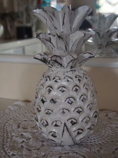 a+beautiful+handcarved+wooden+pineapple.+Handcrafted+by+the+cleaver+artists+on+the+island+of+Bali++h+=+25cms++ Hand Carved, Bali, Pineapple, Artists, Island, Beautiful, Home Decor, Decoration Home, Room Decor