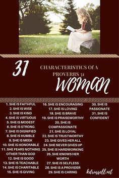 The Proverbs 31 woman feels like such an impossible standard. This scripture writing plan is intended to make the Proverbs 31 woman feel a bit more attainable. Writing verses is a powerful exercise to strengthen your bond with Christ and His Word. Proverbs 31 Wife, Bible Proverbs, Proverbs 31 Meaning, Christian Women, Christian Life, Christian Quotes, Bible Verses Quotes, Bible Scriptures, Images Bible
