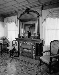 Historic Houses of California - Santa Clara County - San Jose - Winchester Mystery House - 1886