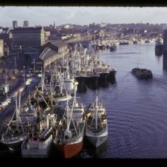 River Tyne before it was trendy