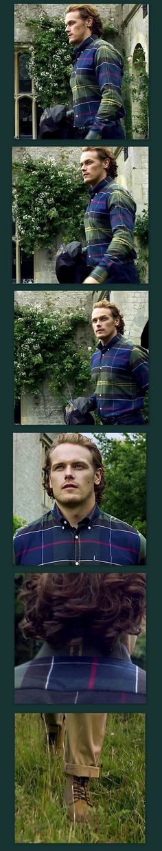 Still shots of Sam from the Barbour UK video <3 LizSEdit // http://barbour.tumblr.com/post/149981743373/our-global-brand-ambassador-and-scottish-actor-sam