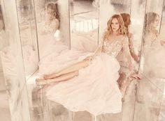 Hayley Paige long sleeves wedding dresses 2016