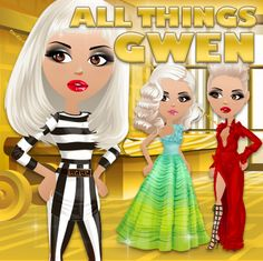 Major girl crush on this music icon- this store's All About Gwen!