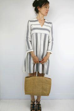 Zéphir: robe ou blouse ? | Atelier Scammit
