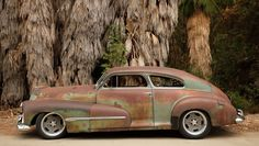 JONATHAN WARD -1946 Icon Derelict Coupe