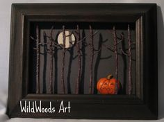 Jack Alone by WildWood13 on Etsy, $30.00