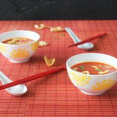 Een lekker recept voor Chinese tomatensoep als bij de Chinees. Er zijn veel recepten, maar deze lijkt precies hetzelfde. En binnen 30 minuten klaar!