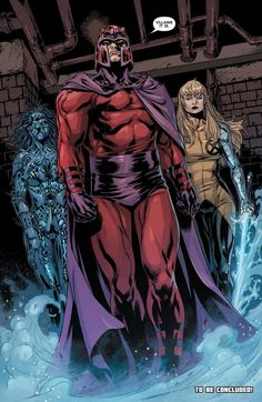 """""""Villians it is."""" -Magneto (Avengers vs. X-Men: Consequences #4)"""