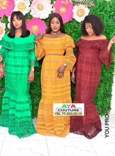 African Wear Dresses, Latest African Fashion Dresses, African Attire, Lace Gown Styles, African Models, Abaya Fashion, African Design, Lace Dress, Vestidos