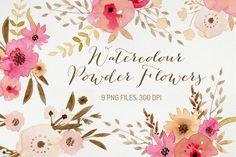 Watercolour Powder F