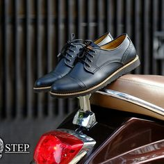 Pedro black Size : 40-44 Idr : 225.000 Good morning everyone, we are shoes seller from Indonesia, and we sell authentic brands from Indonesia, we offer cheaper price than International brands, but, we guarantee our product are better than another product :)) #shoe #shoes #sepatu #sepatucowok #sepatumurah #fashion #localbrands #indonesia #indonesiabrands