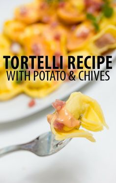 Turn your leftovers into an amazing pasta meal thanks to Mario Batali's recipe for Tortelli of Potato and Chives. Check out how you can make this tonight! http://www.recapo.com/the-chew/the-chew-recipes/chew-pasta-mario-batali-tortelli-potato-chives-recipe/