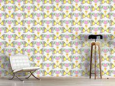 Design #Tapete Bussifisch
