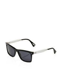 Squared Frame Sunglasses - Men - Online Store - Spring/Summer 15 Men. Worldwide delivery.