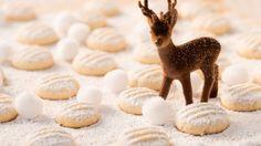Ako na škvrny od potu Xmas Food, Christmas Baking, Christmas Cookies, Merry Christmas, Christmas Recipes, Diy Christmas, Dog Food Recipes, Cookie Recipes, Czech Recipes