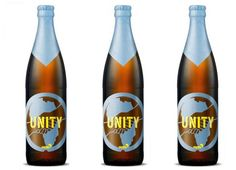 World Cup Puma Unity Beer - Ape to Gentleman Brewery, Beer Bottle, World Cup, Unity, African, World Cup Fixtures, World Championship