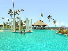 Outdoor Pool - Gran Melia Golf Resort Puerto Rico (Rio Grande - Puerto Rico)