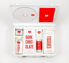 First Aid Kit to Help Survive a Broken Heart... S.O.M.F | Some Of My Finds