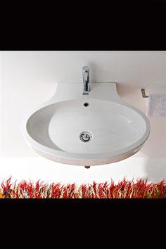 PLANET 67/R - Washbasin 67x47