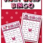 Valentine Bingo Game! Great for school parties or classroom use!