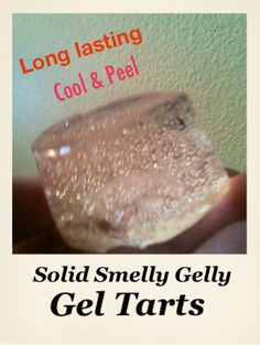 3 smelly Gelly home fragrance TARTS Highly scented by tubbilicious, $5.20
