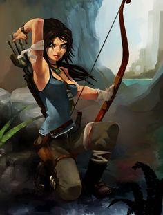 Lara Croft - Surviveby ~RodneyOlmos Download...
