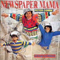 Peter Combe - Newspaper Mama
