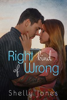 Smut Fanatics: The Right Kind of Wrong by Shelly Jones Release Day Blitz