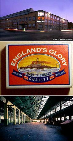 Moreland match Factory Gloucester England's Glory
