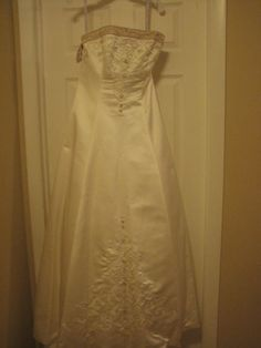 Alfred Angelo Wedding Dress Style 1516 - front