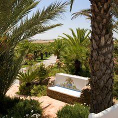 Verde num quente dia de verão!  #herdadedosgrous #hotel #garden #beja #alentejo #portugal