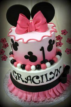 Sandra's Cakes: Minnie