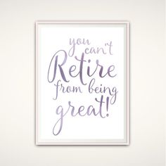 Teacher Retirement Gift  Retirement Print by FromTheRookery