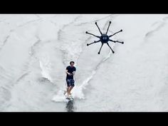 Drone Surfing - YouTube