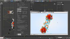 Learn how to imitate the C4D Mograph style by creating some attraction in 3DS Max 2014 in this video tutorial by Johannes Tiner  https://vimeo.com/76